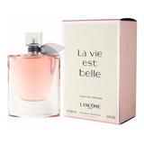 Perfume La Vida Es Bella Original Lancome 75 Ml