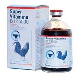 Tornel - Super Vitamina B12 5500 Gallos  X 100ml Entrego Ya