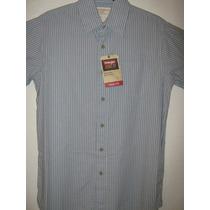 Camisas Para Hombre Importadas-manga Larga-disenos Varios