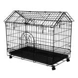 Casa- Jaula Para Conejo Kennel-aire 49960, De 30''