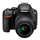 Cámara Nikon D5600 24,2 Mpx Kit 18-55mm Full Hd Wifi.