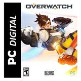 Overwatch Standar Blizzard Pc Digital Codigo Battle.net