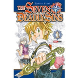 The Seven Deadly/nanatsu Manga Tomos Originales Panini Manga