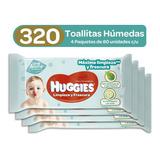 Toallitas Húmedas Huggies One & Do - Unidad a $124