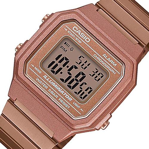 1271ddda2 Reloj Retro B650w Dama Clasico Color Rosado Envio Gratis