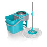 Trapero Giratorio 360 Stainless Mop Energy Plus - Incluye 2