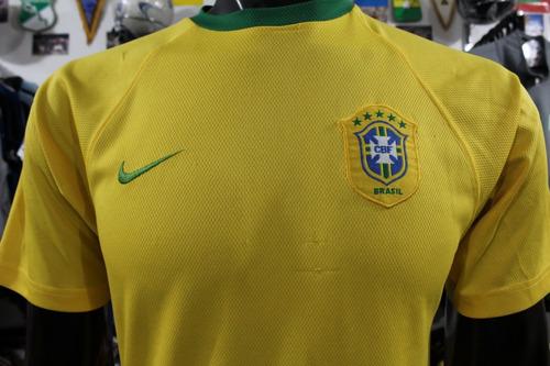 9ee0a589 Camiseta Seleccion De Brasil Nike Talla S Xdx