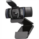 Logitech C920s Pro, Webcam Hd / Videochats Full Hd + Trípode