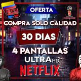 Pin Para Recargar Tus Cuentas Netflix