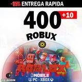 400 Robux Los Mejores Precios Y Para Todas Las Plataformas