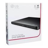 Unidad Dvd Cd Externa Quemadora Portatil Usb Lg Ultra Slim
