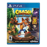 Crash Badicoot Para Ps4 Play Station 4 Español