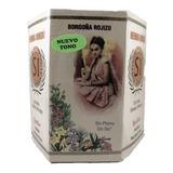 Henna Hindú Tinte Natural Borgoña Rojizo 80gr