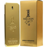 Perfume Locion One Million Paco Rabanne Original Sellado 100