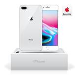 iPhone 8 Plus 64gb Silver + Factura (como Nuevo)