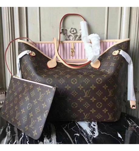 162ead47e Bolso Cartera Mujer Louis Vuitton Varios Modelos Garantizado