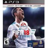 Fifa 18 Legacy Edition Digital Ps3 Latino Entrega Inmediata