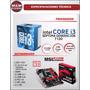 Computador Intel Core I3 7100 3.9ghz Dd1tb Ram 4gb Led 21