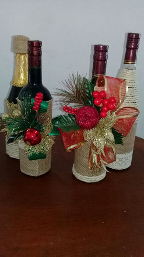 Botellas De Vino Decoradas Para Primera Comunion.Rogl2347703 Melinterest Colombia