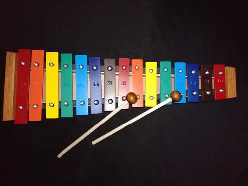 Xilófono Infantil 15 Tonos Nacional