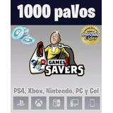 Fornite 1000 Pavos Vbucks Todas Las Consolas