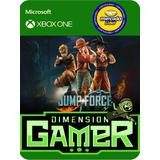 Jump Force Xbox One No Codigo Offline