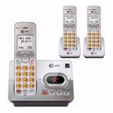 Teléfono Inalambrico At&t Set 3 Teléfonos Dect6.0 Oficina