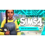 Los Sims 4 Última Versión + De Regalo 55 Juegos