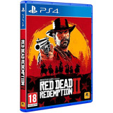 Juego Red Dead Redemption 2 Ps4 Formato Fisico Sellado