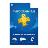 1 Mes Playstation Plus Psn Ps4  + Juegos