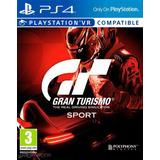 Gran Turismo Sport Playstation 4. Incluye Modo Vr. Español