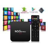 Tv Box Pro 4k Android 7.1 Smart Tv Ram 1gb Rom 8gb + Envio