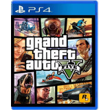 Gta V Ps4 Grand Theft Auto V Juego Playstation 4