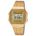 Reloj Casio Unisex A168 Dorado Plateado Db 360 100% Original