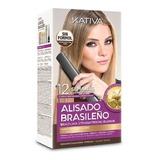 Kativa Cabellos Rubio Claros Alisado Br - mL a $433