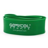 Banda Elastica Cerrada Verde Medio 2.4cm*58cm*1.4mm