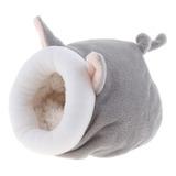 Invierno Cálido Conejo Conejillo De Indias Hamster Casa Ca