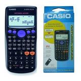 Calculadora Cientifica Casio Fx-82es Original 249 Funciones!
