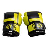 Guante Entrenamiento De Boxeo Hombre 10 Oz Verde