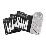 Piano Flexible Plegable Portátil 49 Teclas Múltiples Efectos