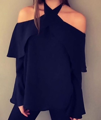 Blusas para mujer Limonni LI634 Campesinas