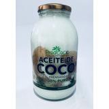 Aceite De Coco 1 Litro (1000ml) 100% Nat - mL a $44