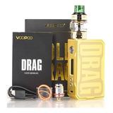 Vapeador Voopoo Drag Gold Kit - - Unidad a $280000