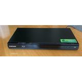 Blu Ray Dvd Samsung Modelo Bd-e5300 Control Y Netflix