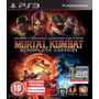 Mortal Kombat 9 Komplete Edition Ps3 Digital Psn Game