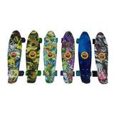 Patineta Tabla  Skate 50 Kg  350z-1 Juguete Niños Deporte
