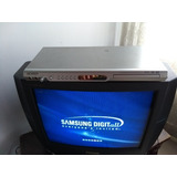 Dvd Karaoke Samsung P255k Buen Estado Con Control.