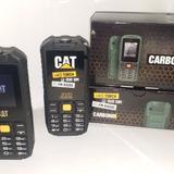 Caterpillar Carbono Cat 225 Cam Radiofm Dual Sim Linterna