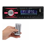 Radio Para Carro Bluetooth Usb Micro Sd Auxiliar 3.5mm 50x4