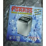 Forro Para Lavadora Samsung De 31 A 37 Libras Pánel Trasero